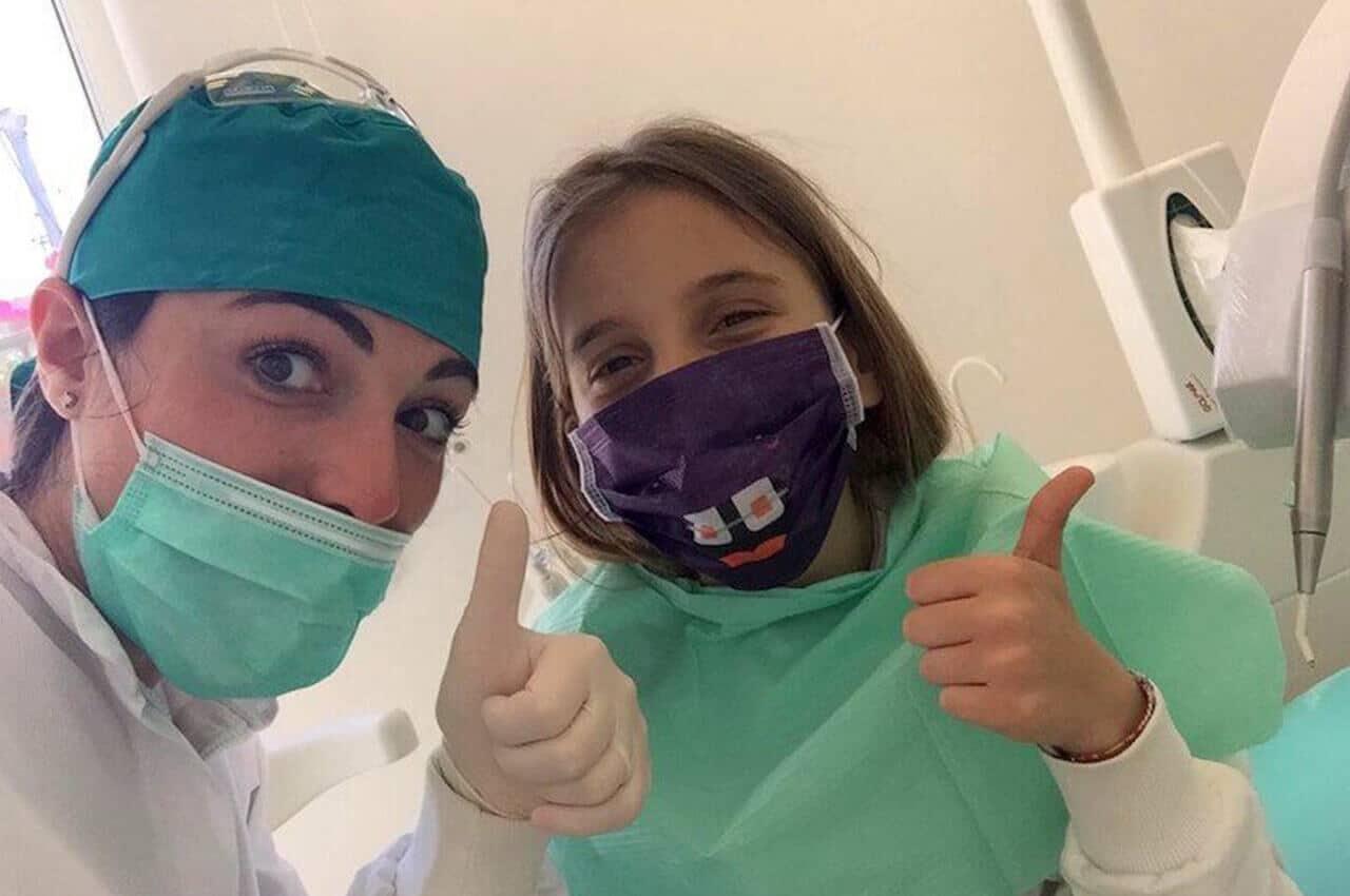 Bambino Prima Visita Dentista