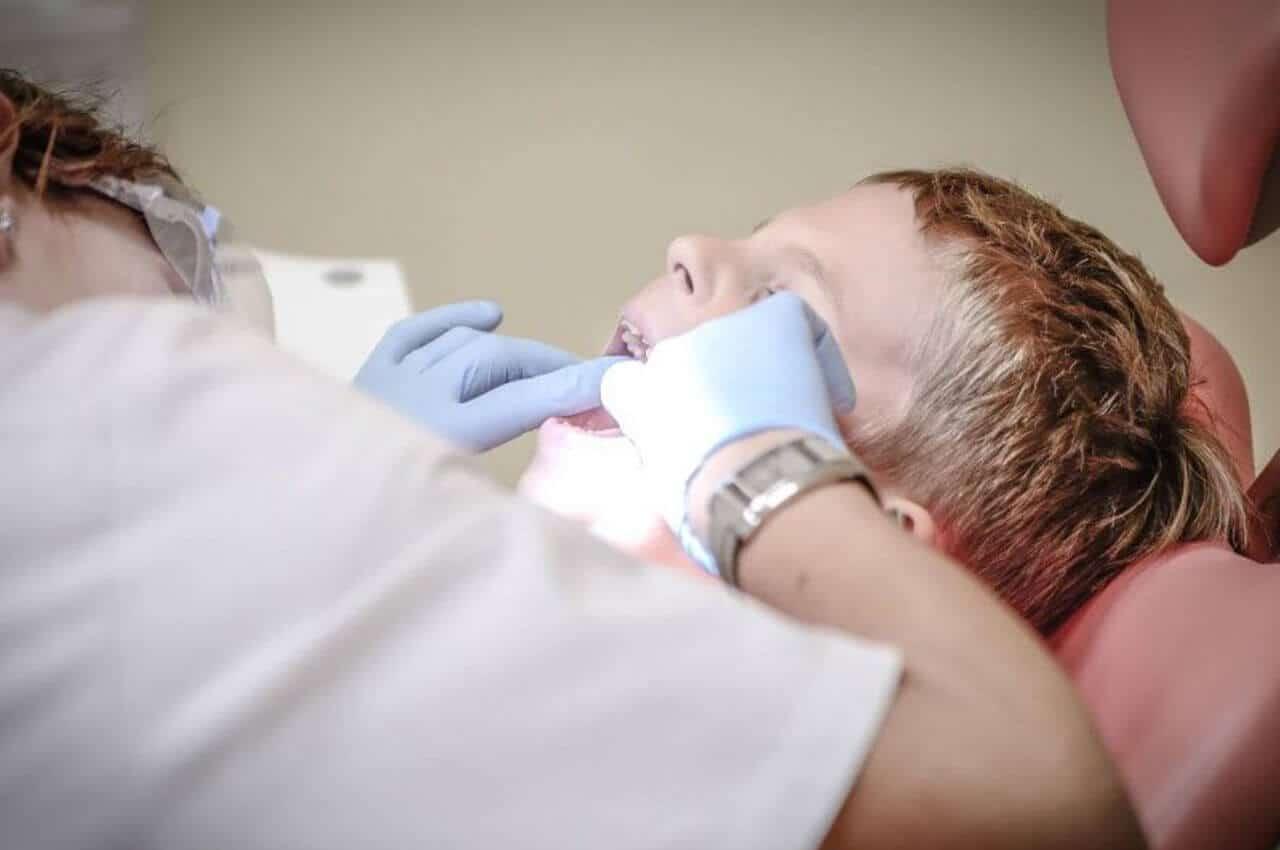 Bambini Denti Storti