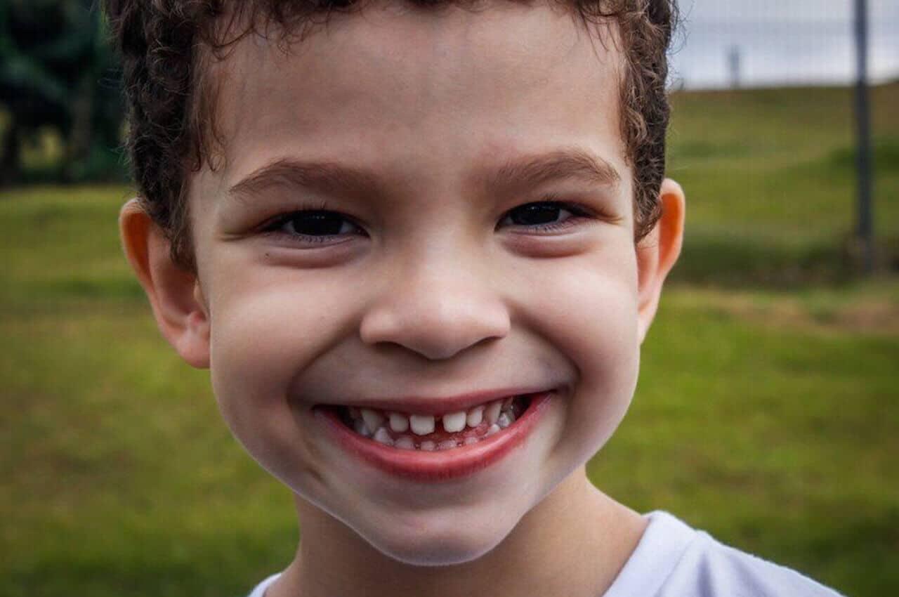 mal di denti bambini