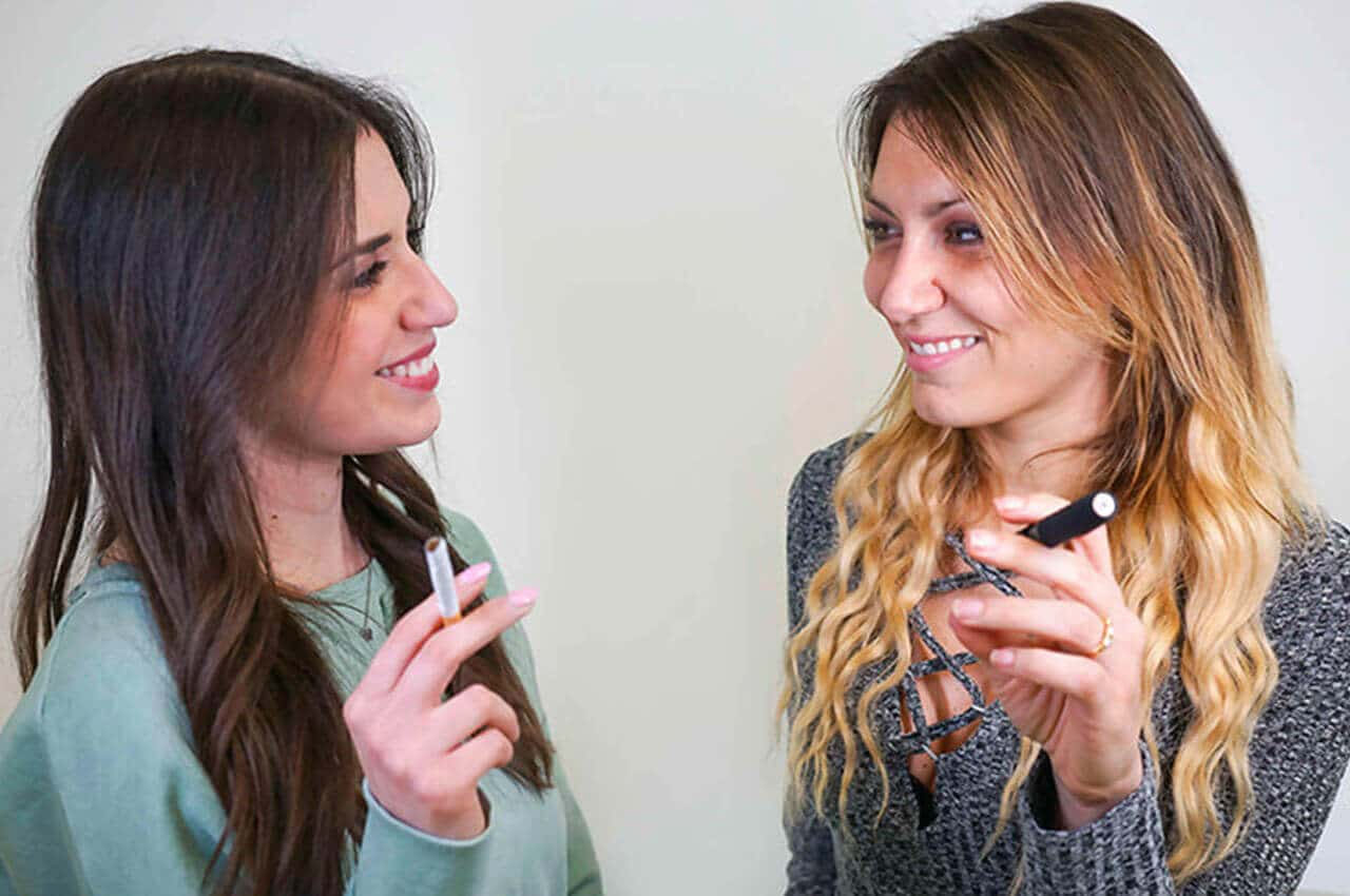 Sigaretta Elettronica E Sbiancamento Denti