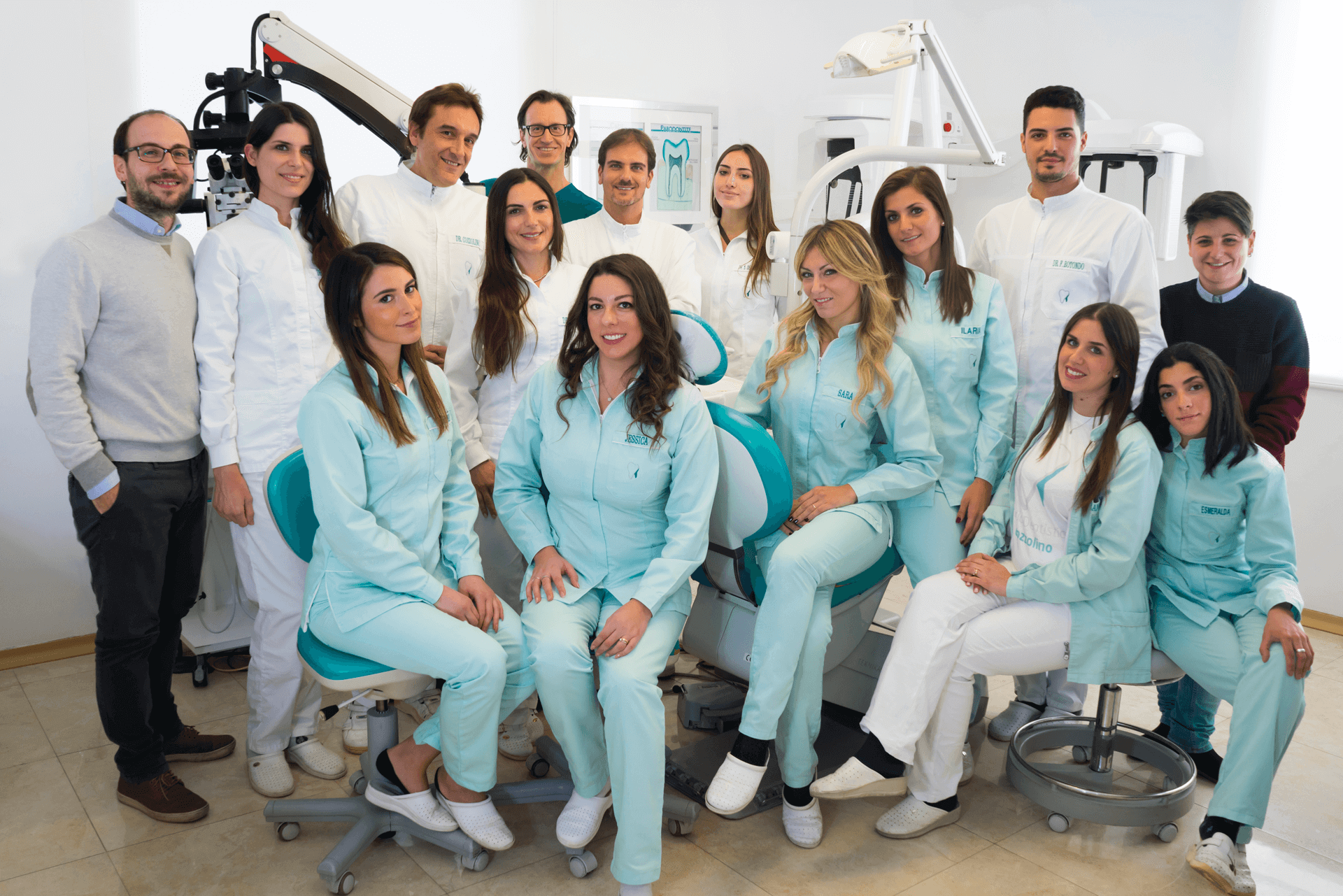 Studio Dentistico Cozzolino Team