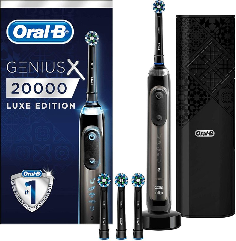 Oral-B Genius X Luxe Edition