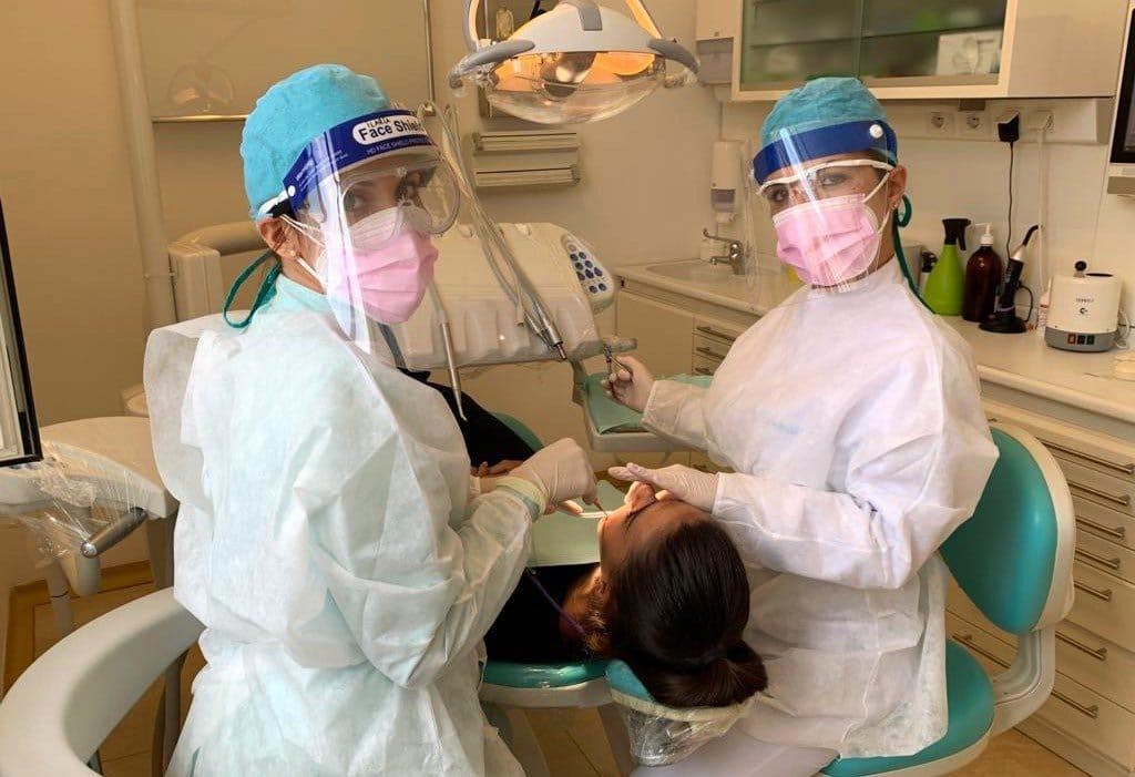 rimandare la visita dal dentista